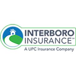 Interboro Insurance Logo, A UPC Insurance Company