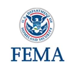 Fema Logo, U.S. Department of Homeland Security