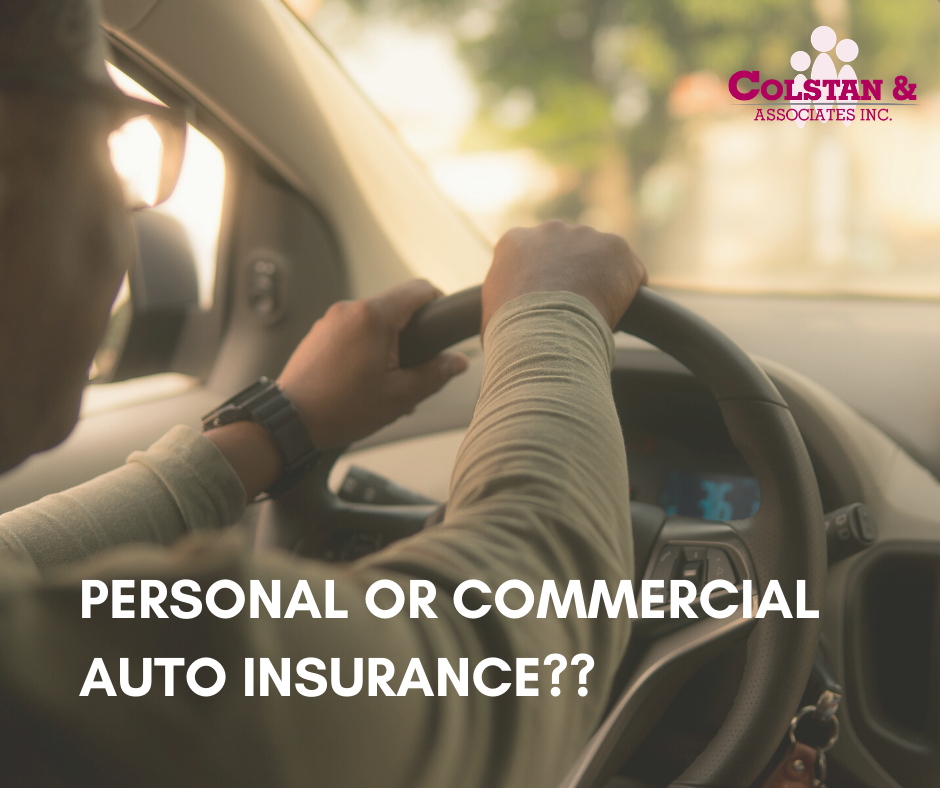 Personal or Commercial Auto Insurance
